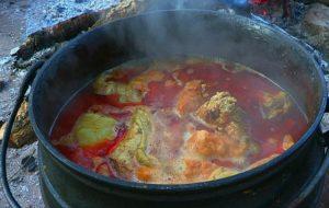 Chicken and Dumplings, Idwala View, Bushveld Recipes, Self-Catering, Safari, Mabalingwe