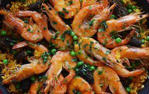 Paella, Idwala View, Gas Kettle Braai Cooking, Self-Catering, Safari, Mabalingwe