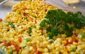 Corn Salad, Idwala View, Bushveld Recipes, Self-Catering, Safari, Mabalingwe