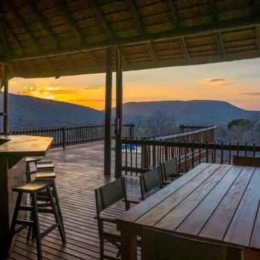 Idwala View Holiday Rental Sunset Views, Self-Catering, 5 Star, Luxury Mabalingwe Lodge