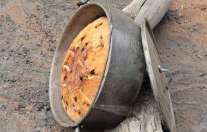 Potbrood, Idwala View, Bushveld Recipes, Self-Catering, Safari, Mabalingwe, Pot Bread