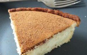 Milk Tart, Idwala View, Bushveld Recipes, Self-Catering, Safari, Mabalingwe